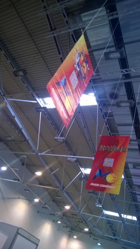 Banner, yay!