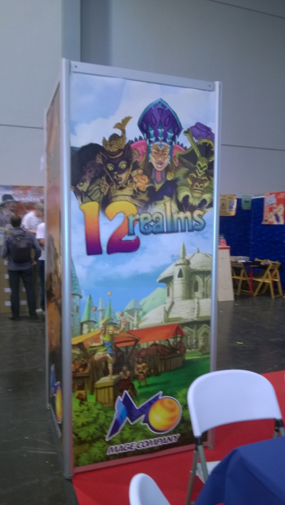 12 Realms Banner