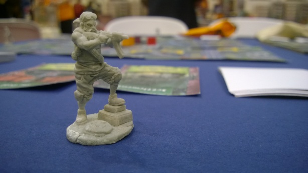 Raid & Trade Miniatur