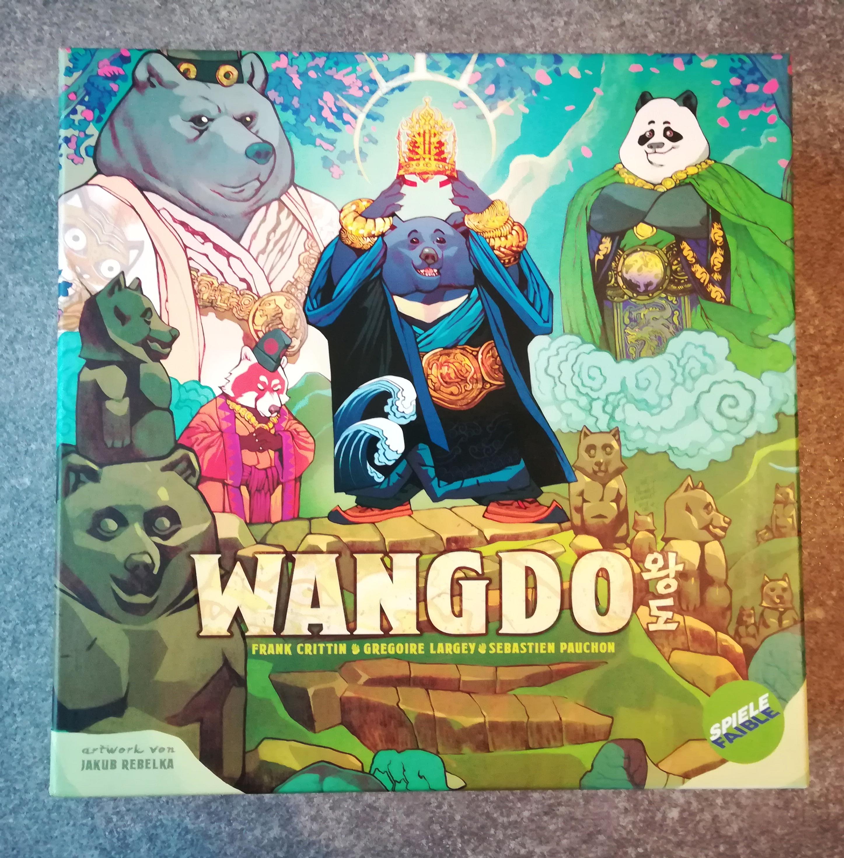 Wangdo Cover